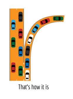 Live traffic report