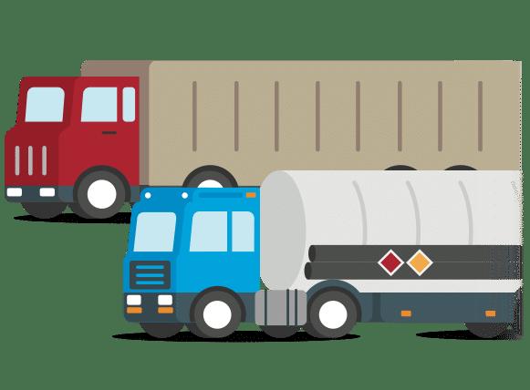 lkw navi für logistik und telematik