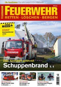 Artikel in Feuerwehr Magazin über MapTrip Navigation