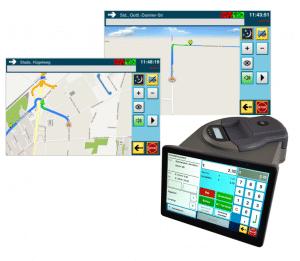 GPS navigation for public buses