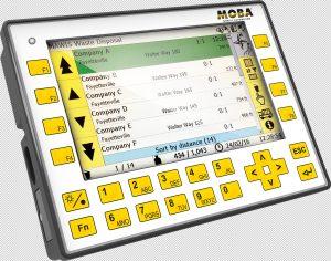 Moba Operand mit MapTrip FollowMe