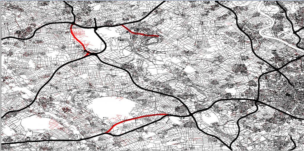 Navigation maps